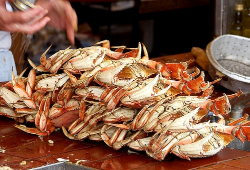 Crabs - A Sustainable Seafood
