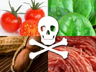 Food scare and Fraudulence