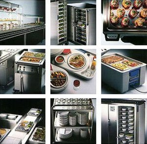 Food service equipments