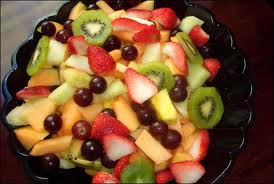 Fruit Salad —  Dessert For Diabetics