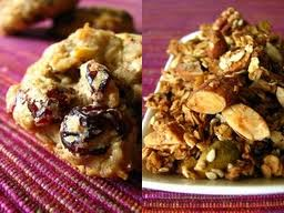 Low Fat Granola — Low Fat Food