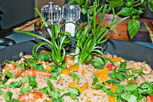 Green Onion Garnish Ideas