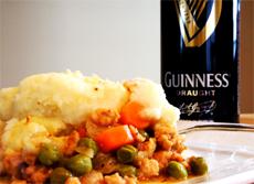 Guinness Shepherds Pie