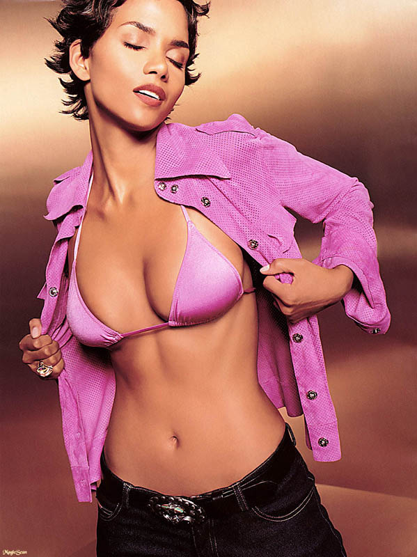 At 44, Halle Berry is one woman seems to completely defy age.
