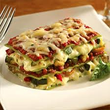 Veggie Whole GrainLasagna