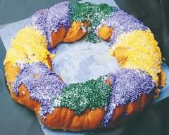 King Cake — Desserts For Diabetics