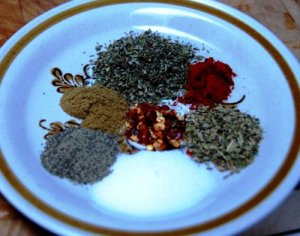 Lentil Soup Seasoning