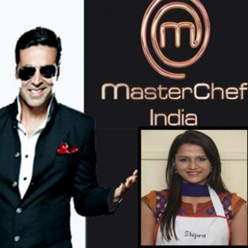 Winner of MasterChef India 2 with Akshay Kumar