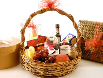 new zealand gift basket