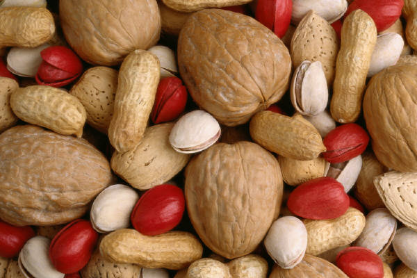 Goodness of nuts