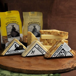 Beechers Cheese in Seattle is authentic artisan cheese
