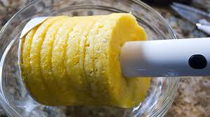 Creamy Pineapple Pops