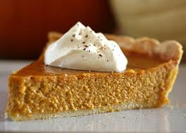 Pumpkin Pie For Diabetics — Diabetic Dessert
