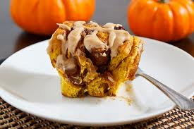 Cinnamon Pumpkin Torte — Desserts For Diabetic