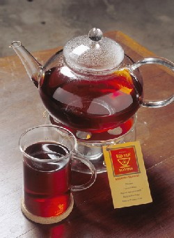 Red tea for hair growth
