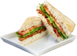 Panini on Saladworks Menu
