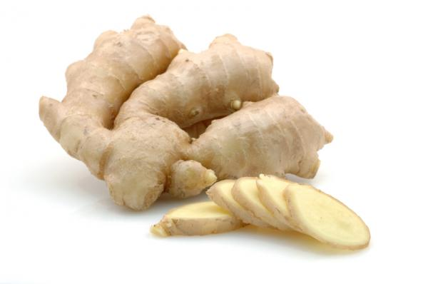 ginger preservation