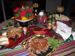 Spanish Christmas Food