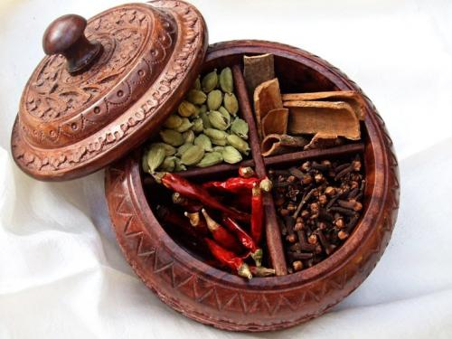 Spanish spices