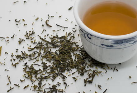 Gynostemma tea is also known as Magical Grass