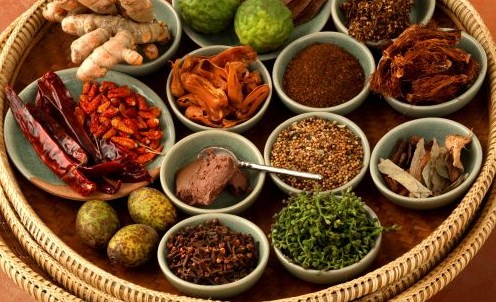 Thai spices