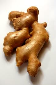 Ginger — Home Remedies For Tinea
