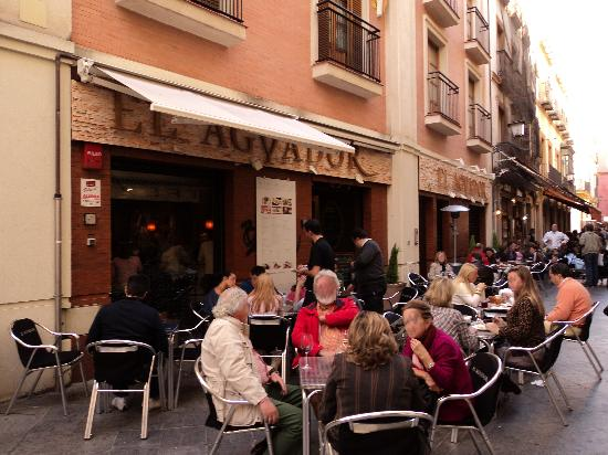 Top restaurant in Seville