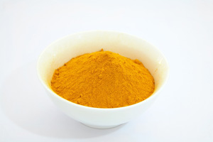 Use turmeric for hair loss