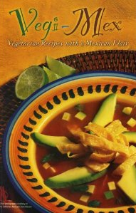 Vegi mex cookbook