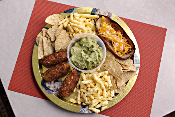 Vegetarian Super Bowl Party Food