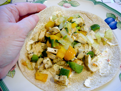 Wheat Tortilla