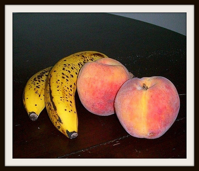 Peaches &amp; Bananas
