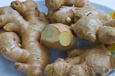 Ginger for gastroparesis
