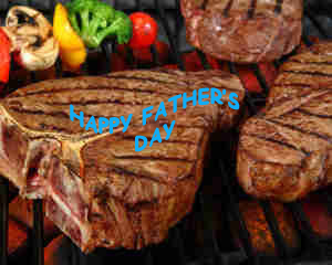 Father's Day Steak