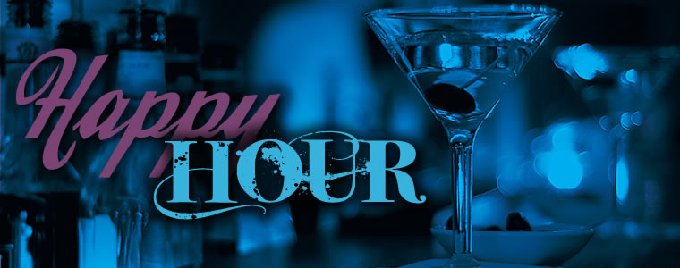 Happy hours are the best time to avail free drinks in New York City