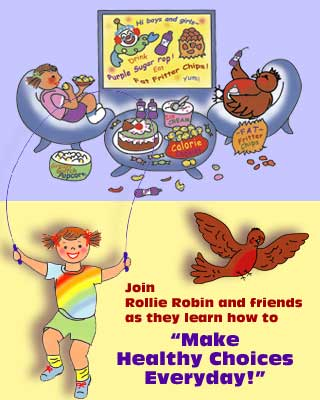 healthy food activities for children - Get them to gian health the fun way