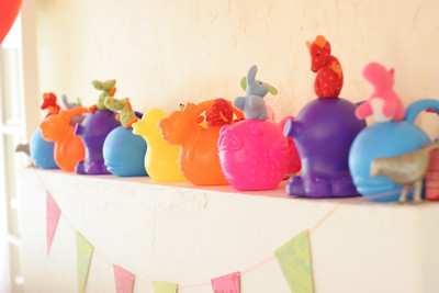 how to plan your baby's first birthday party - of balloons and toys and fun