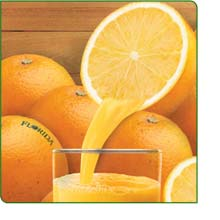 Almost 1 million gallon of commercially manufactured orange juice or the OJ is consumed every year in USA