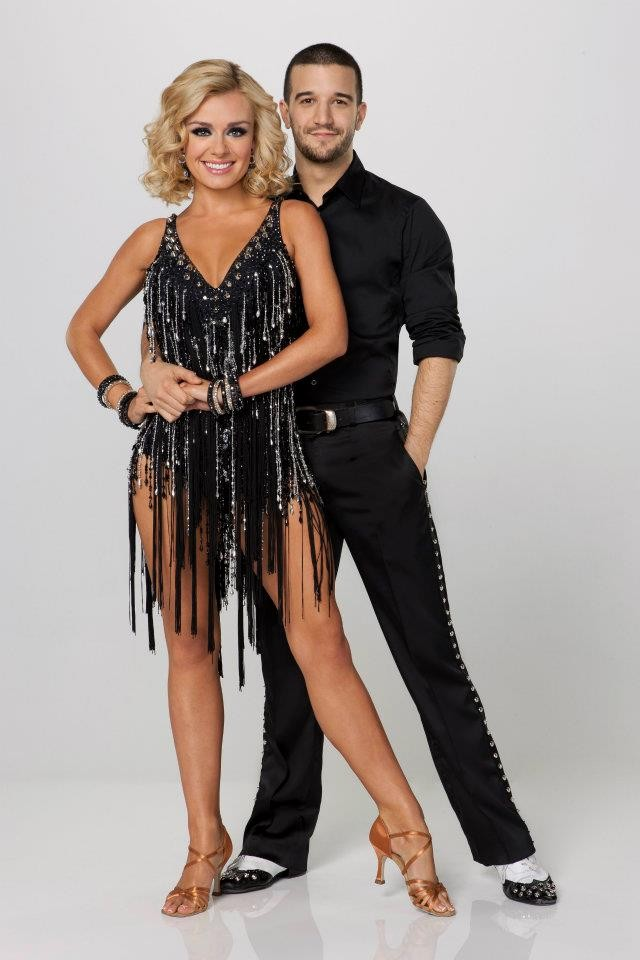 DWTS Katherine Jenkins