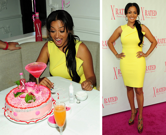 La La Anthony's B'day Brunch