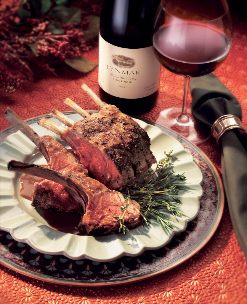 Lamb With Wine