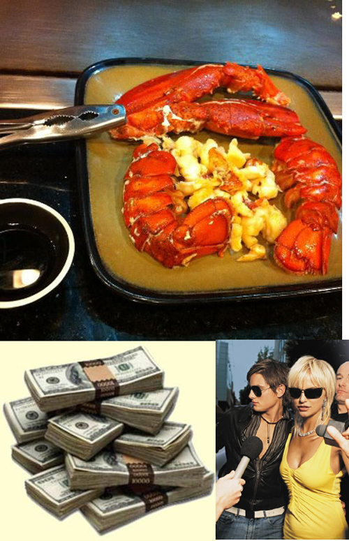 Lobster Becomes Cheap