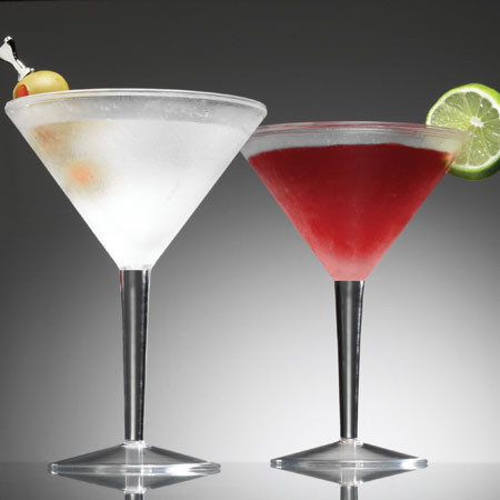 Different varieties of Martini