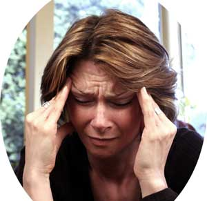Migraine headache can be really painful