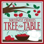Rainier Cherry Day- Tree-to-Table