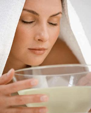 Treat acne at home easily and effectively