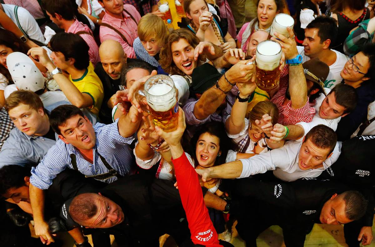Oktoberfest-Munich celebrations