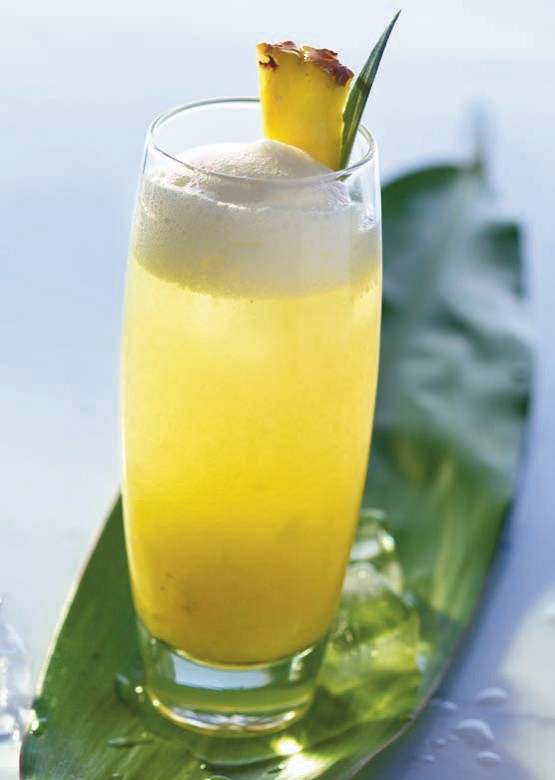 Pineapple cocktail 2