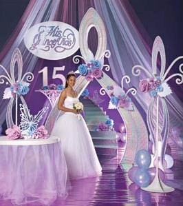 15 Anos Decorations http://www.ifood.tv/blog/quince-anos-ideas