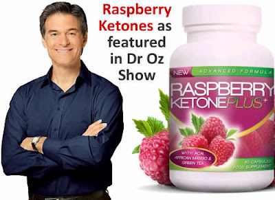Raspberry Ketone capsules